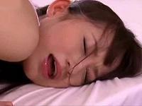 大沢美加が人生初アナルで2穴同時姦!初めての快感に悶えまくる美女!