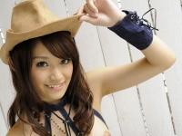 ★無修正★AKB48の大島優子に激似の朝田ばななに2穴同時挿入中出しセックス