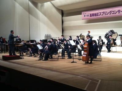 高岡地区スプリングコンサート