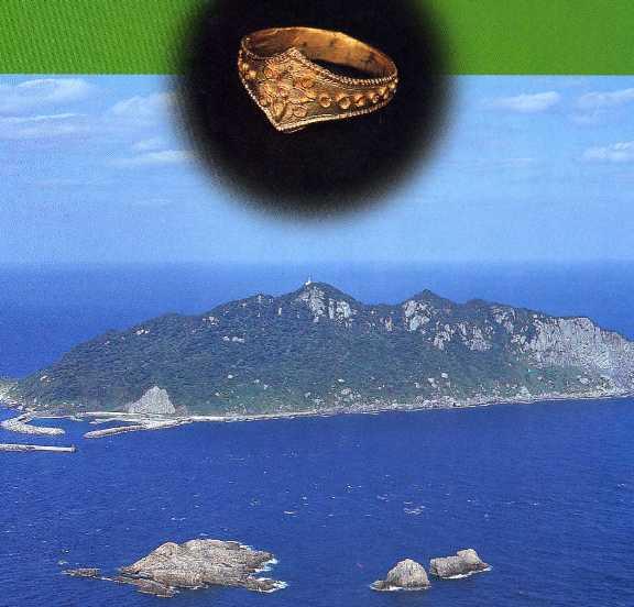 宗像003 世界遺産に向けて 沖ノ島の三女神物語