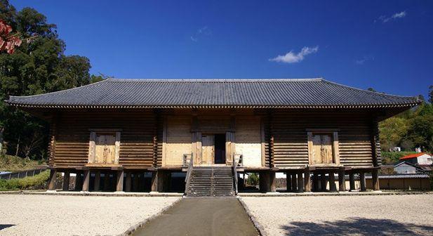 奈良正倉院