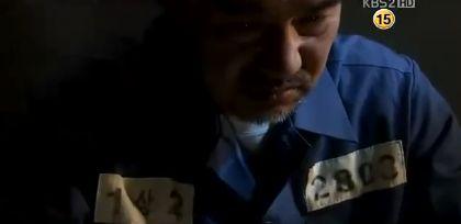A獄舎の独房で・・・ シンホン今日は囚人