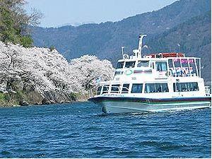 海津の桜2